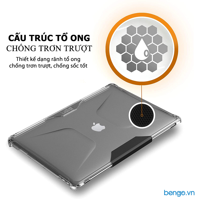 Ốp MacBook Pro 16 2019 UAG Plyo