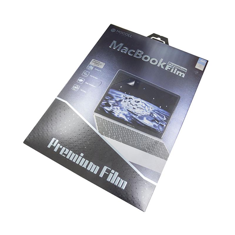 "Dán màn hình Macbook Air 13"" 2018/Macbook Pro 13"" 2016 - 2019 MOCOLL Premium film"