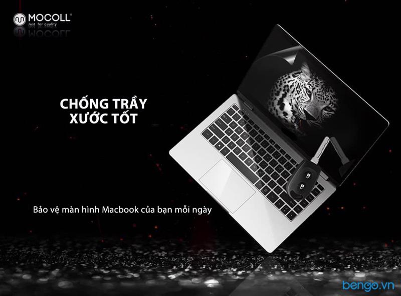 Dán màn hình MOCOLL Premium film cho Macbook