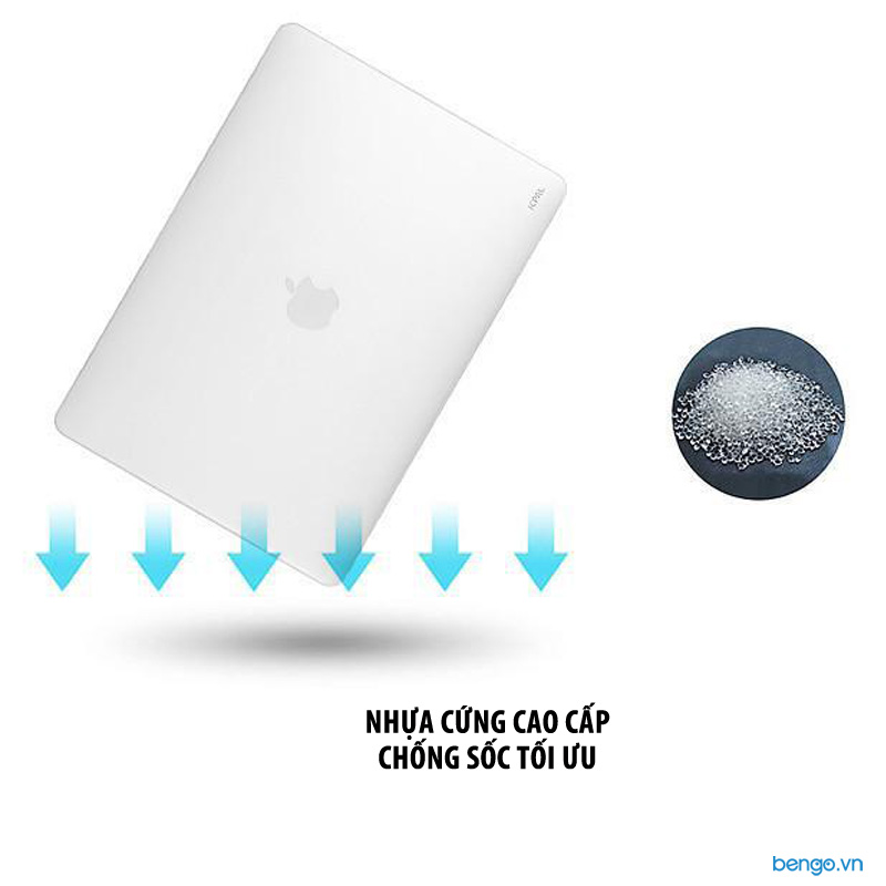 "Ốp lưng Macbook Pro 13"" 2020 JCPAL MacGuard siêu mỏng"