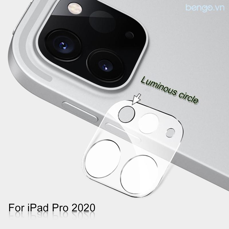"""Dán cường lực bảo vệ camera iPad Pro 11""""/Pro 12.9"""" 2020 9H"""