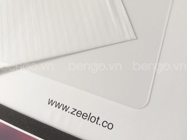 """Dán cường lực iPad Pro 11"""" 2020/2018 Zeelot PureGlass 2.5D Chống vân tay"""