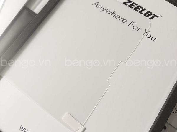 """Dán cường lực iPad Pro 12.9"""" 2020/2018 Zeelot PureGlass 2.5D Chống vân tay"""