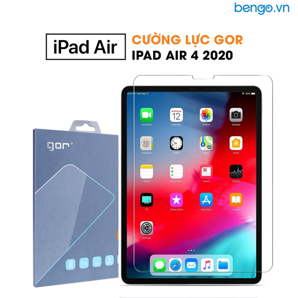 Dán cường lực màn hình iPad Air 4 2020 GOR