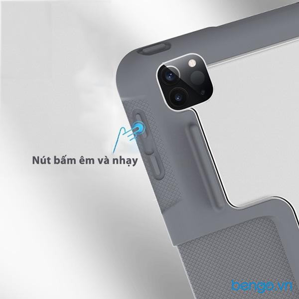 Bao da iPad Air 4 2020 MUTURAL Folio with Pencil Holder