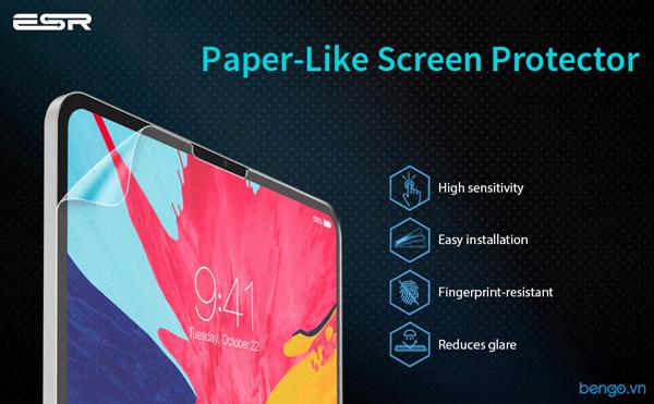 Dán màn hình iPad Paper-like ESR Film