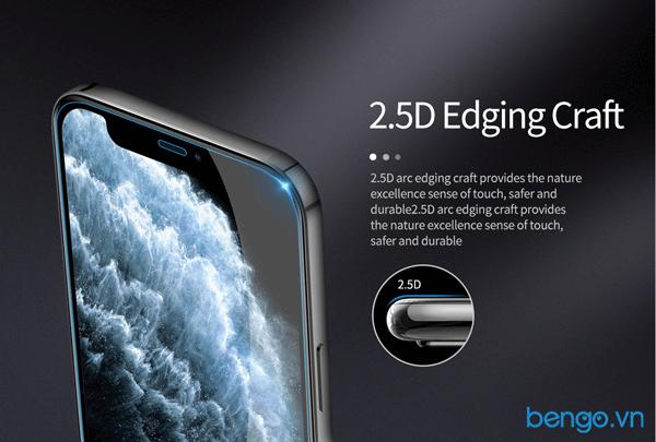 Kính cường lực iPhone 12 Pro Max Nillkin Amazing H+ Pro