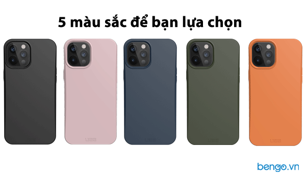 Ốp lưng iPhone 12 Pro Max UAG Biodegradable Outback Series