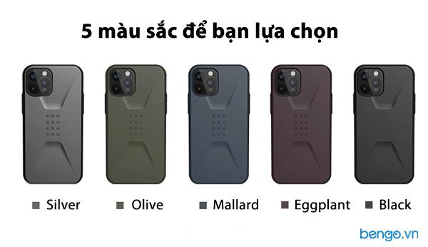 Ốp lưng iPhone 12/iPhone 12 Pro UAG Civilian Series