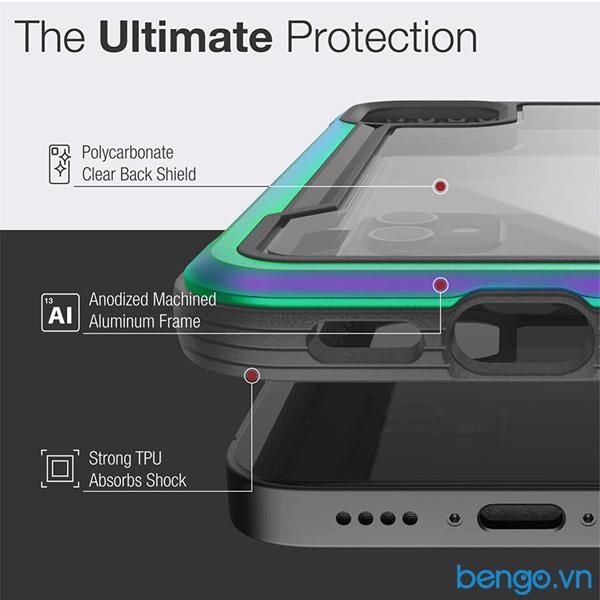 Ốp lưng iPhone 12 Mini X-Doria Defense Shield