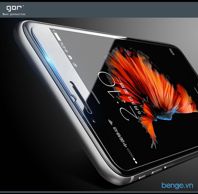 Dán cường lực màn hình iPhone SE 2020 GOR