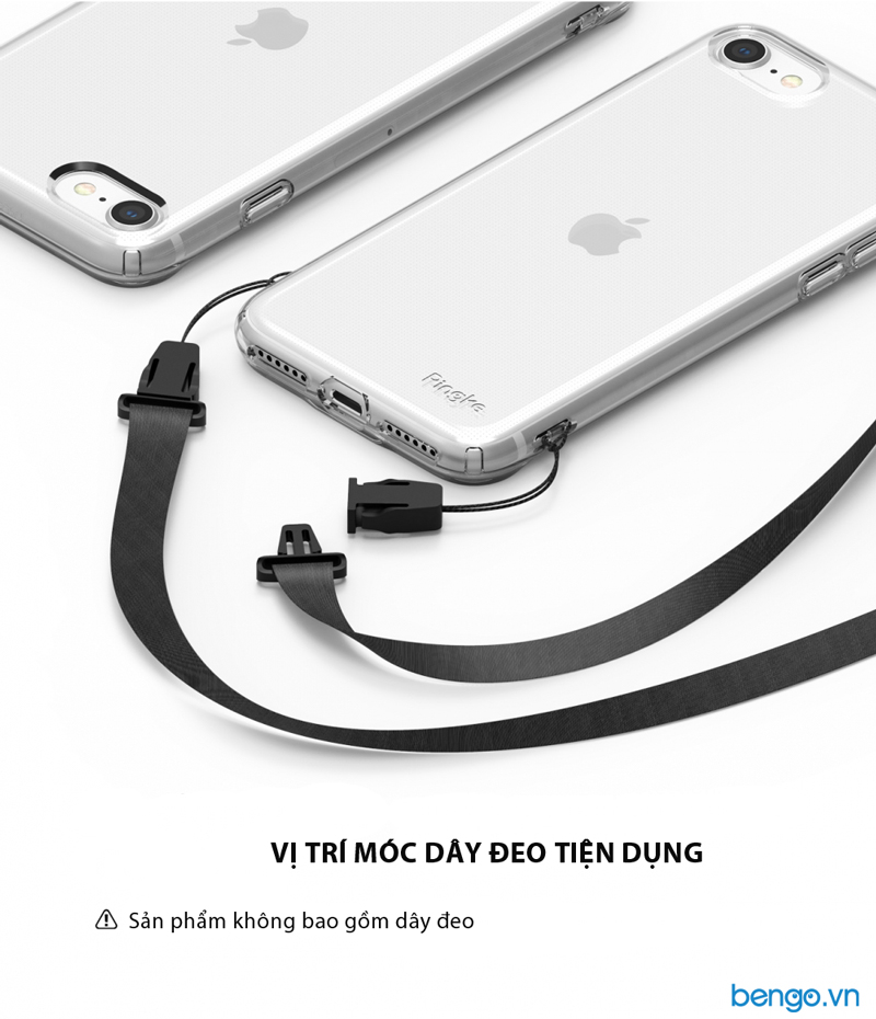 Ốp lưng iPhone SE 2020 RINGKE Air