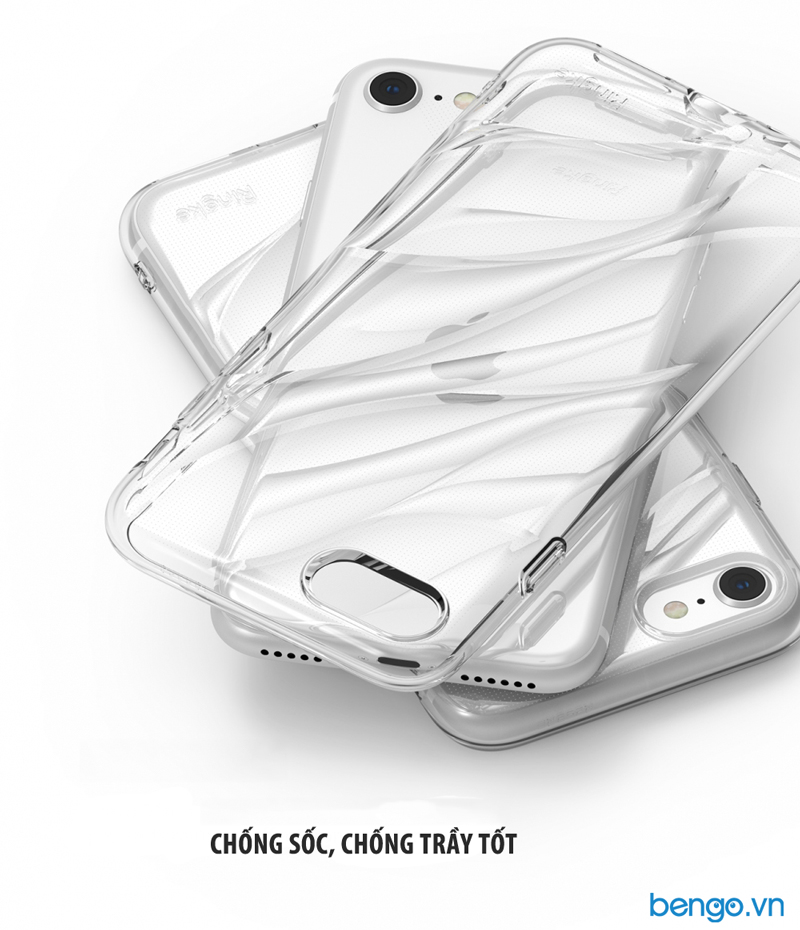Ốp lưng chống sốc iPhone SE 2020 RINGKE Flow