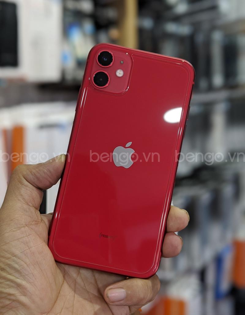 Dán cường lực mặt lưng iPhone 11