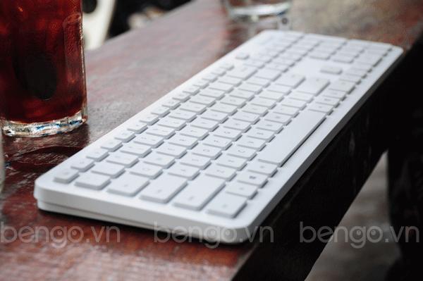Bộ Bàn phím, Chuột không dây Microsoft Bluetooth Desktop Rating: 0%