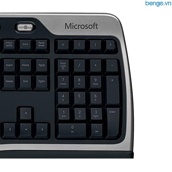 Bàn phím có dây Microsoft Natural Ergonomic 4000 chính hãng