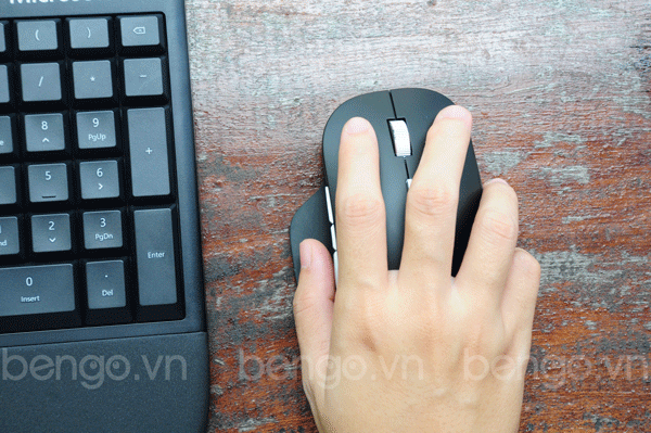 Chuột không dây Bluetooth Microsoft Precision chính hãng