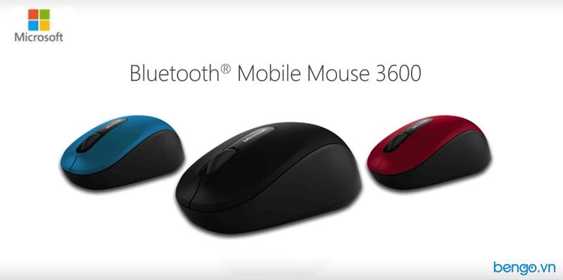 Chuột không dây Microsoft Bluetooth 3600 chính hãng