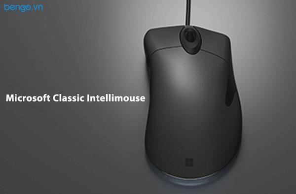 Chuột có dây Microsoft Classic Intellimouse BlueTrack chính hãng