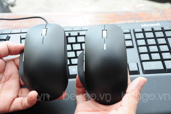 Chuột có dây Microsoft Ergonomic chính hãng