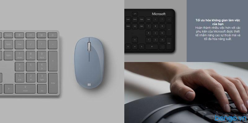 Chuột Microsoft Bluetooth® chính hãng 4 màu