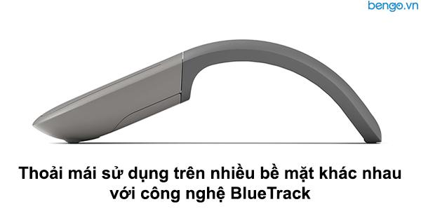 Chuột không dây Bluetooth Microsoft Arc Touch