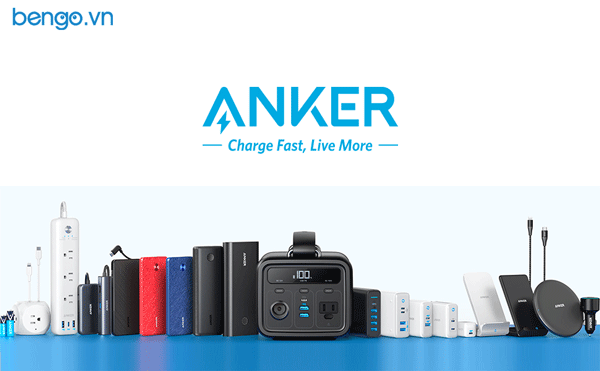 Sạc nhanh Anker Powerport III Nano 20W PD - A2633