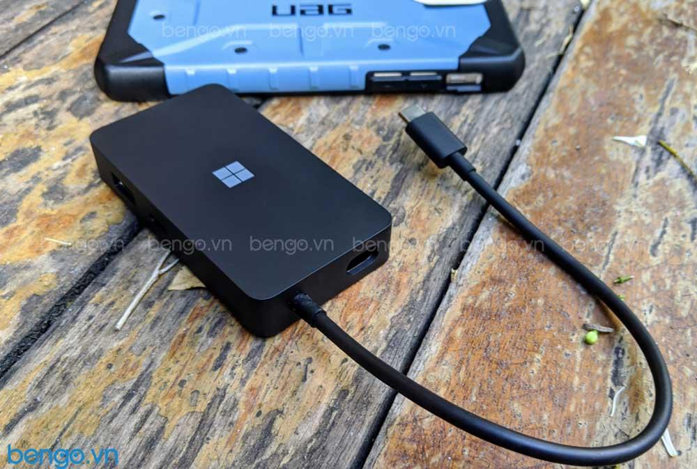 Hub Microsoft Travel USB-C 5-in-1