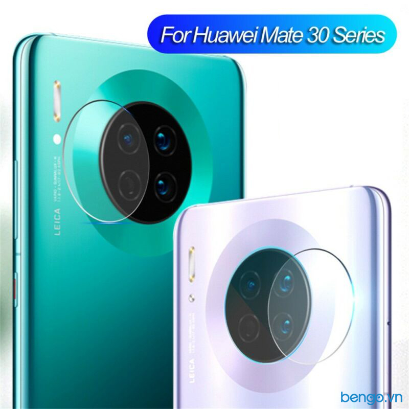 Dán cường lực bảo vệ camera Huawei Mate 30 Pro/Mate 30 9H