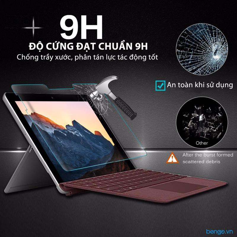 Dán cường lực Microsoft Surface Go 2 2020 9H