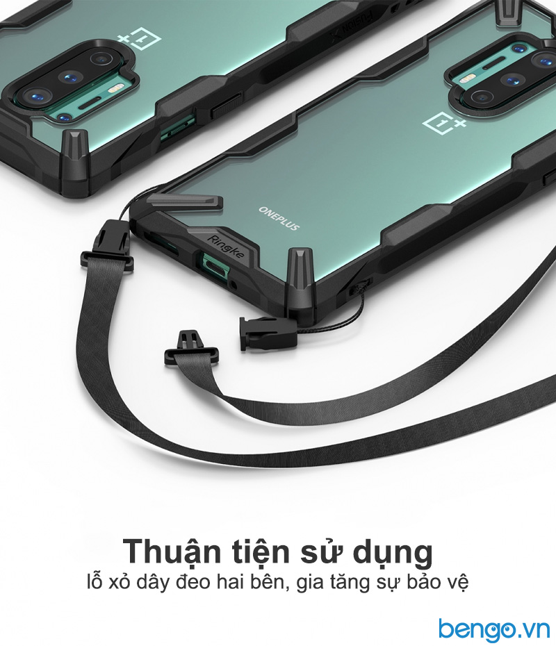 Ốp lưng OnePlus 8 Pro RINGKE Fusion X