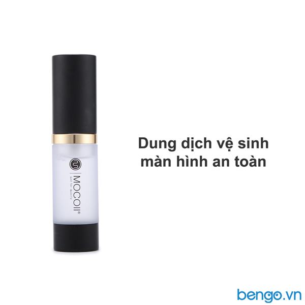 Dung dịch vệ sinh MOCOLL Cleaning Anti-Bacterial
