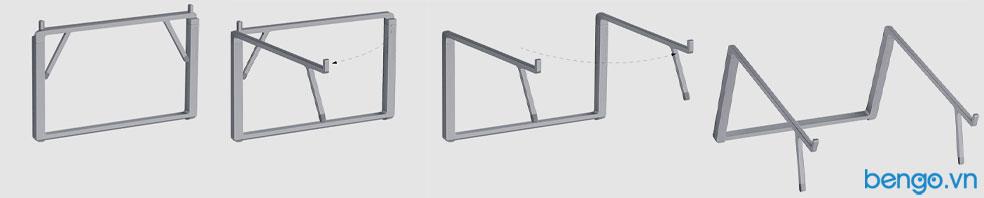 Đế dựng MacBook, Laptop Rain Design mBar Pro+
