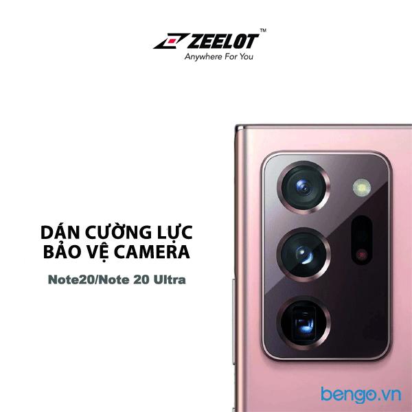 Dán cường lực bảo vệ Camera Samsung Galaxy Note 20 Ultra/Note 20 ZEELOT