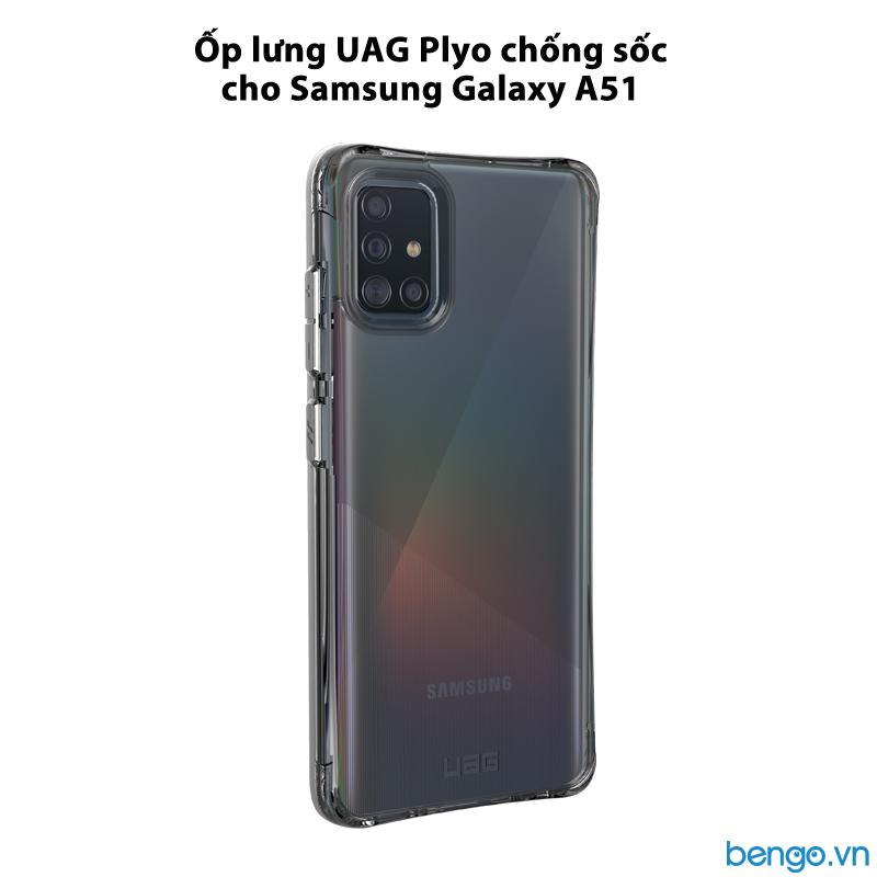 Ốp lưng chống sốc cho Samsung Galaxy A51 2019 UAG Plyo