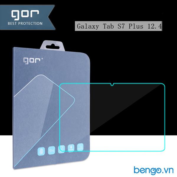 Dán cường lực màn hình Samsung Galaxy Tab S7 GOR