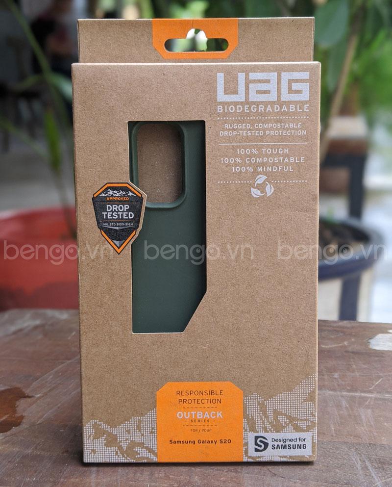 Ốp lưng cho S20 UAG Biodegradable Outback