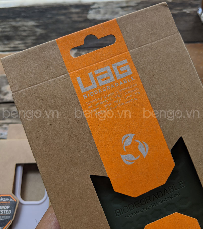 Ốp lưng Samsung Galaxy S20 UAG Biodegradable Outback
