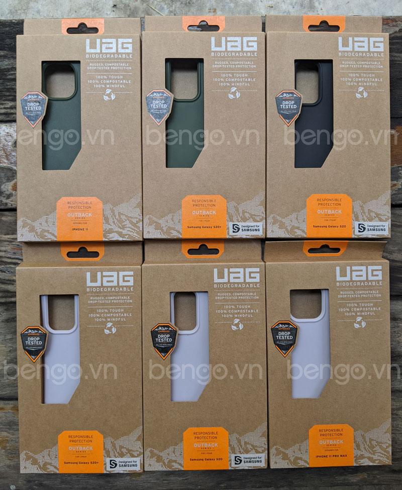 Ốp lưng UAG Biodegradable Outback