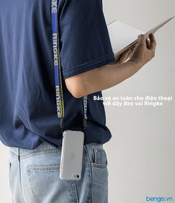 Dây đeo vai điện thoại/Máy ảnh Ringke Shoulder Design Strap