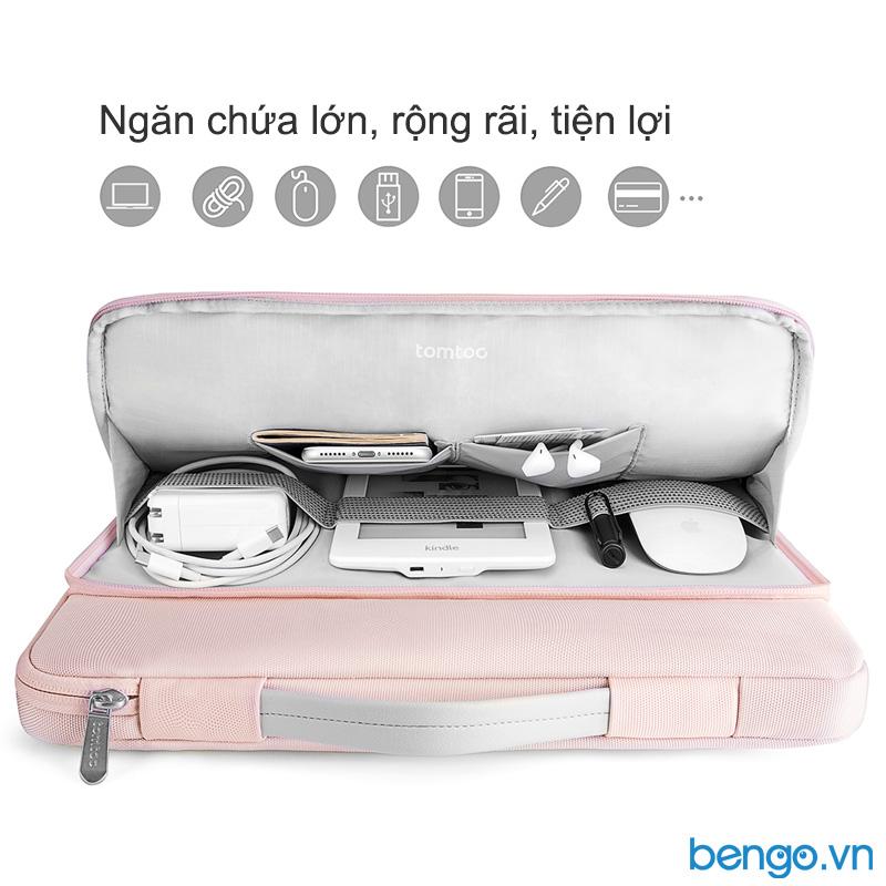 túi xách chống sốc TOMTOC briefcase A14-C02