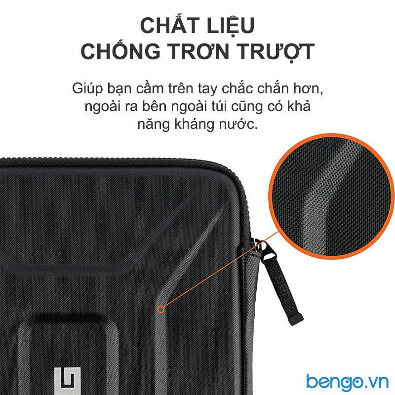 Chất liệu cao cấp của túi chống sốc UAG