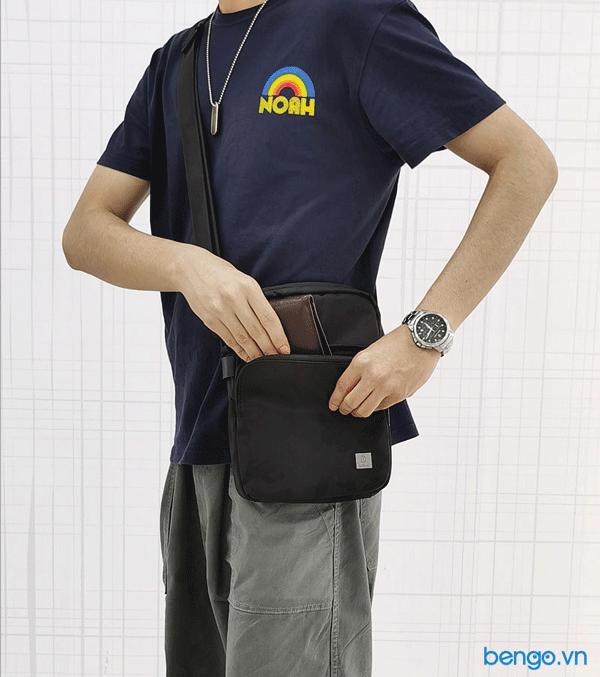 Túi đeo chéo WIWU Crossbody Camou chống nước